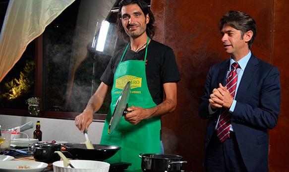 3sgambaro-show-cooking-alessandro-conte-pasta-kamut-farro