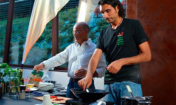 5sgambaro-show-cooking-alessandro-conte-pasta-kamut-farro
