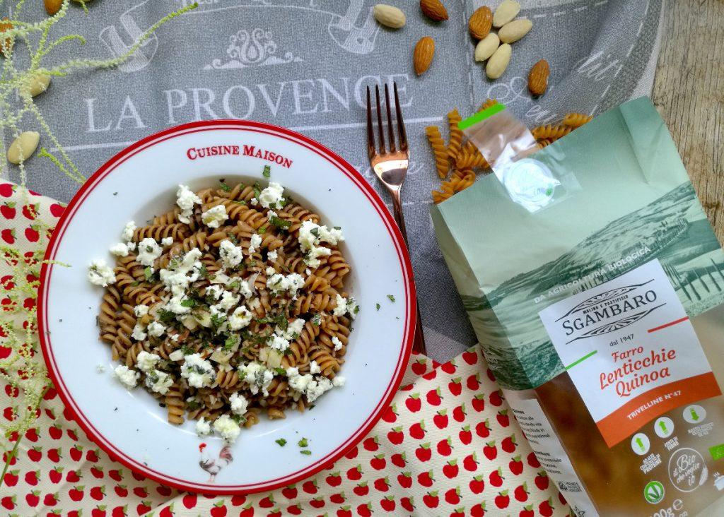 farro lenticchie quinoa