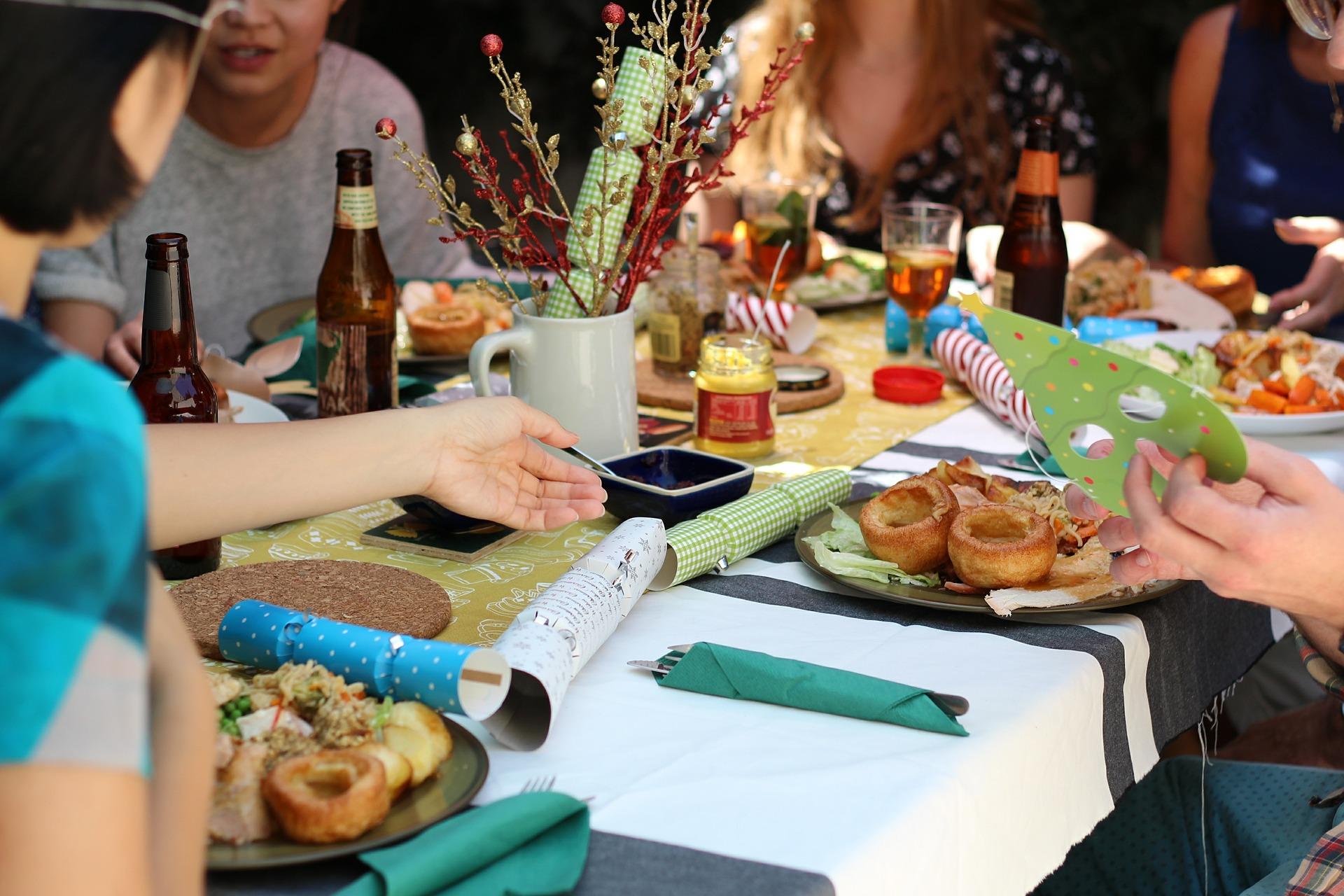 pranzo in famiglia: un rito fondamentale