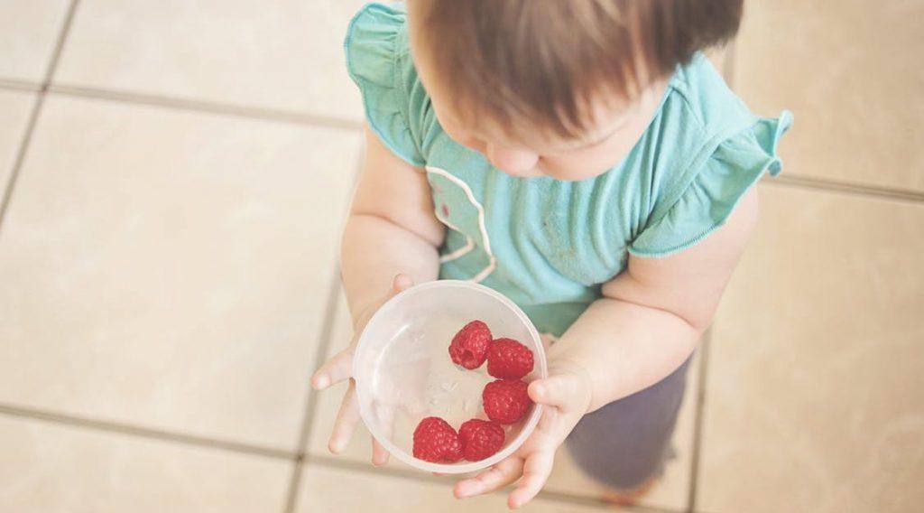 alimentazione dei bambini 1