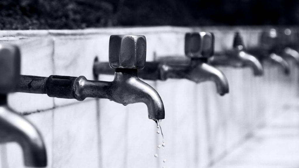 scarsità acqua