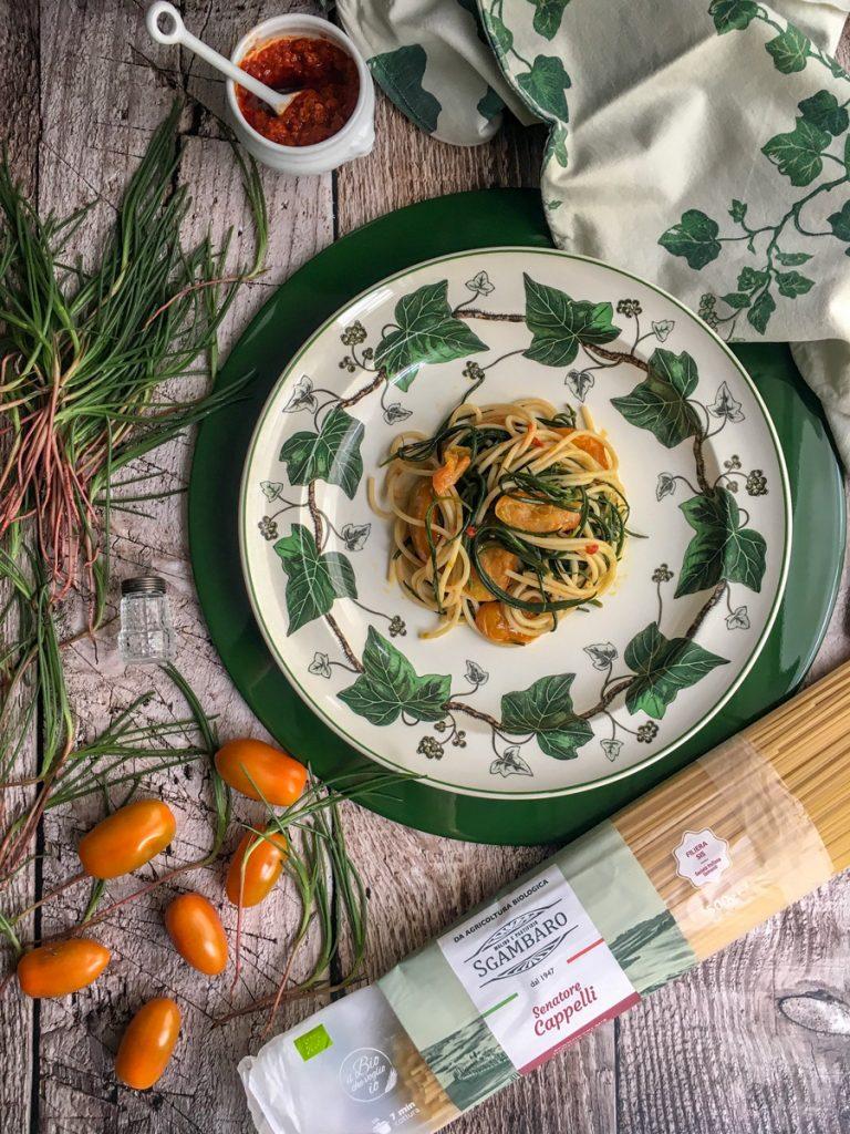 Spaghetti senatore cappelli, ricetta di Gourmama