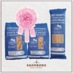 Presenting the pasta created by Italian consumers and produced by Sgambaro