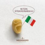 Sgambaro. 100% italiani, come la nostra pasta