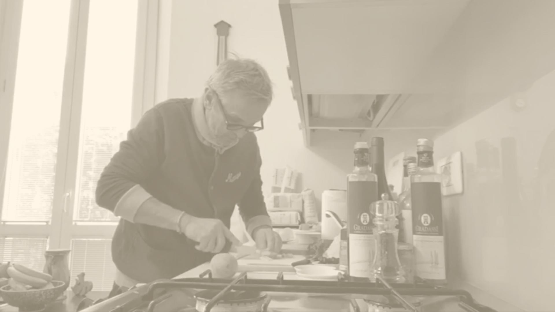 Reginette con tonno, olive e scarola
